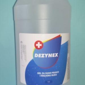 DEZYNEX – dezinfekcijski gel za ruke 1 l